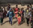 Child soldiers recruited by the TPLF
