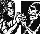 Mumia wrestles with death