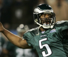 Donovan McNabb hopes other Black quarterbacks don't switch positions when they're encouraged to do so because of their athletici