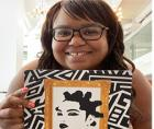 Carrie Bledsoe, a homeless graphic designer, has launched the newest line of Black-owned notebooks