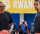 Many are questioning the NBA's decision to align themselves with Rwanda's President Paul Kagame