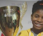Zaila Avant-garde, the 14-year-old winner of the 2021 Scripps National Spelling Bee, is also a standout basketball player