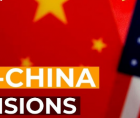 The United States and China, the world's mightiest military and economic powers, are currently heading toward a Cold War or even