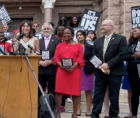 Texas Democratic lawmakers plan to leave the state to deny Republicans the quorum they need to convene a special legislative ses