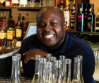 Gotham Winery founder Kwaw Amos runs New York's only Black-owned run winery