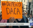 """""""DACA recipients and DACA-eligible youth have been living from court decision to court decision since the first attempts, in Sep"""