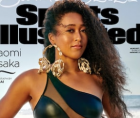 Naomi Osaka appears on the cover of this year's Sports Illustrated Swimsuit edition, becoming the first female Black athlete to