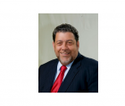 Dr. The Hon. Ralph E. Gonsalves, Prime Minister of St. Vincent and the Grenadines