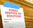 national eviction moratorium will expire this weekend, leaving millions of people vulnerable to losing their homes.