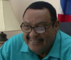 Former prime minister of Antigua and Barbuda, Sir Lester Bird,