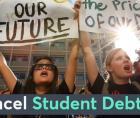 pause on federal student loan payments for borrowers until the end of January 2022: