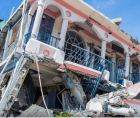 this weekend's deadly 7.2-magnitude earthquake in Haiti