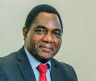 The inauguration of former opposition leader Hakainde Hichilema as Zambia's new president