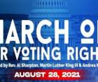 March On for Washington and Voting Rights announced the initial lineup of speakers who will join Martin Luther King III, Rev.