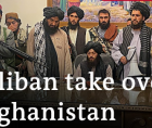 The Taliban are expected to announce a new government in Afghanistan within hours,