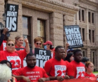 Senate Bill 1, a dangerous and sweeping voter restriction bill, passed both houses of the Texas Legislature.