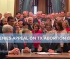 flagrant hypocrisy with the anti-abortion bill that Texas Republicans have just made law.