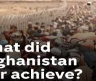 America's longest war has ended basically where it started: with the Taliban back in power again.