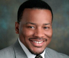 Attorney Francys Johnson, legal counsel for Marc Wilson, was held in contempt and arrested by Judge Michael Muldrew