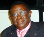 Theoneste Bagosora, a former Rwandan army colonel regarded as the architect of the 1994 genocide