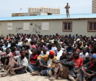 More than 5,000 refugees and migrants have been arrested by the Libyan authorities in the past week