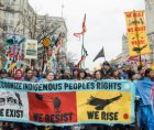 legacy of Indigenous peoples who inhabited the land before the establishment of the United States of America