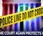 """Court on Monday signaled that it is not retreating from its inclination to grant a legal protection called """"qualified immunity"""""""