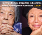 Among Latino elders, 72 percent of those living alone and 49 percent of couples had income insufficient to meet basic costs wher