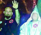 """How many """"Ghost Skin"""" white supremacists do we have inside America's police departments?"""