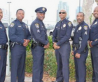 Black law enforcement officers are speaking out against these endorsements