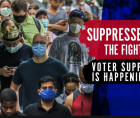 The analysis identifies counties where disregarding or improperly treating mail-in ballots is likely to have the greatest impact