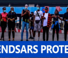 Nigerian military opened fire on the #EndSars protesters who were peacefully calling for an end to police brutality.
