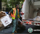 The agreement with Teamsters Local 831, the Uniformed Sanitationmen's Association includes