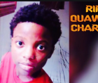 """Quawan """"Bobby"""" Charles was taken from his Baldwin, Louisiana home on October 30. His dead body was found on November 3rd"""