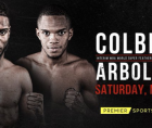 "Chris ""Primetime"" Colbert faces the hard-hitting Jaime Arboleda in the main event of SHOWTIME BOXING"