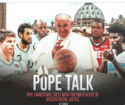 """Pope Francis lauded a delegation of NBA players who met with him at the Vatican on Monday as """"champions"""" and said he supported t"""