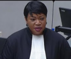"""Prosecutor Fatou Bensouda said the vast majority of crimes were by """"non-state actors"""", but that the Nigerian Security Forces als"""