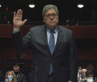 """William Barr, during the course of his tenure as Attorney General, diminished the integrity of his office, eroded the independe"