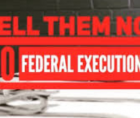 calling on President-Elect Joe Biden to end the use of the federal death penalty on his first day in office.