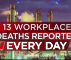 Stark racial disparities in deaths from workplace trauma show an urgent need to address strategic racism and discrimination in U