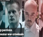 Rep. Ilhan Omar (D-MN) spoke out Tuesday after Donald Trump pardoned four Blackwater contractors,convicted of killing 14 civilia