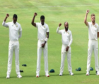 """South Africa's cricket team have expressed their """"ongoing commitment"""" to supporting the Black Lives Matter movement"""