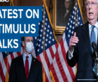 Mitch McConnell introduced legislation on Tuesday connecting vital $2,000 stimulus checks for Americans to the creation of a co