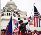 The white supremacist perpetrators of yesterday's violence, who stormed and invaded the U.S. Congress, at the behest of Trump,