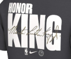 The NBA is paying tribute to Martin Luther King Jr.