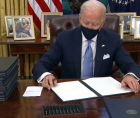 executive orders issued, proposed and signed by President Joe Biden.