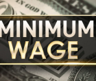 the introduction of legislation raising the federal minimum wage to $15 by 2025.