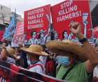 President Rodrigo Duterte has waged a brutal war on farmers — there have been 311 documented killings of peasants, farmworkers,
