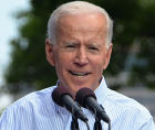 "Joe Biden has proposed, rightly I think, that the ""power of example"" offers the best way to promote democracy"