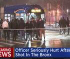 Bronx Borough President Ruben Diaz Jr. released the following statement after last night's shooting of a NYPD officer: